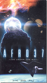 AFRO37 - LIVE UNDER THE BALL -
